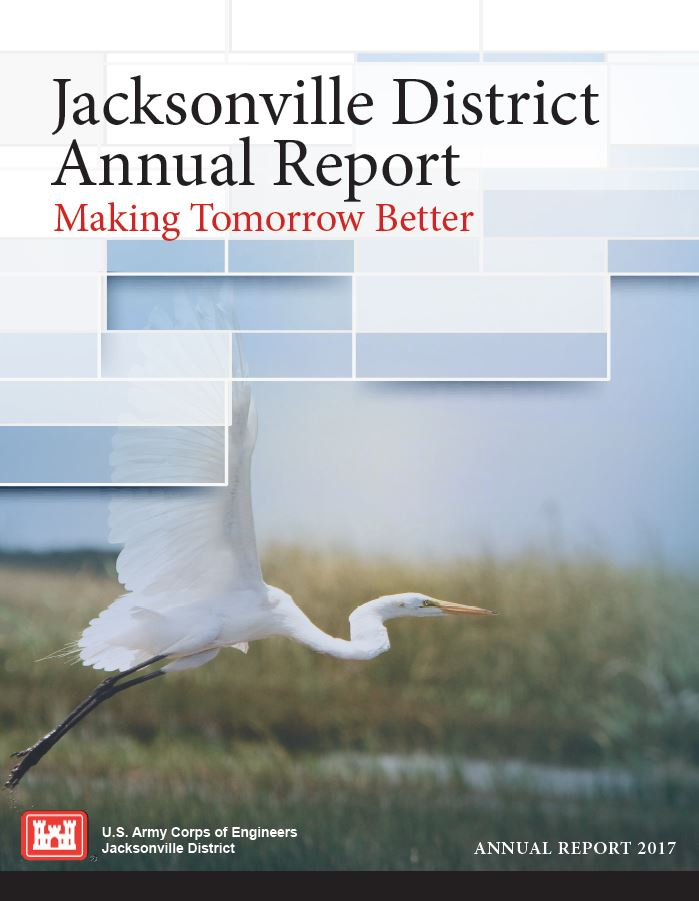 Jacksonville District Annual Report 2016