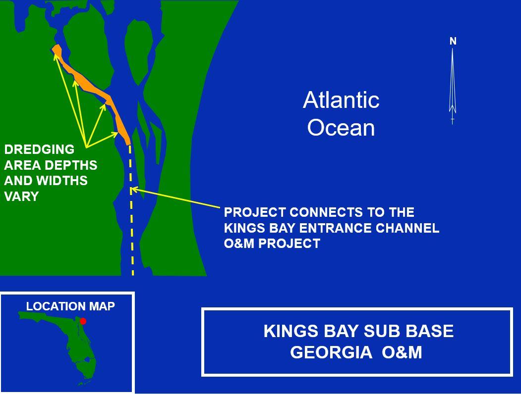 Kings Bay Submarine Base (O&M)