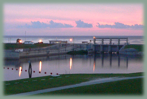 Port Mayaca at Sunset
