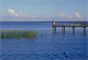 Lake Okeechobee dock