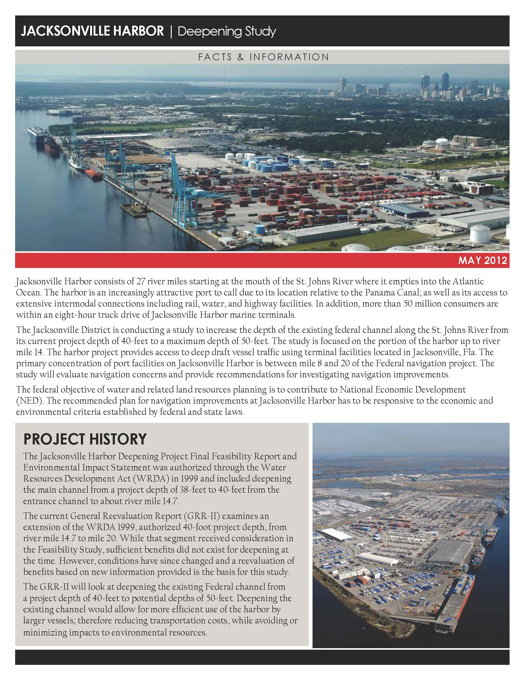 JaxHarbor Fact Sheet
