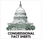 Congressional Fact Sheets Capitol Icon
