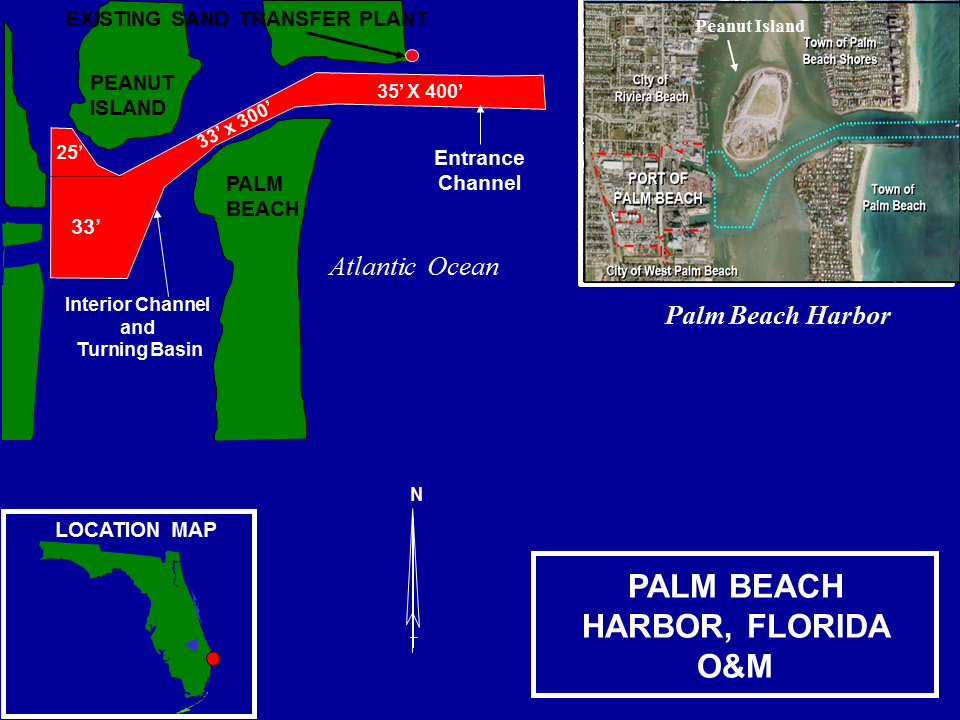 Palm Beach Harbor Operations and Maintenance