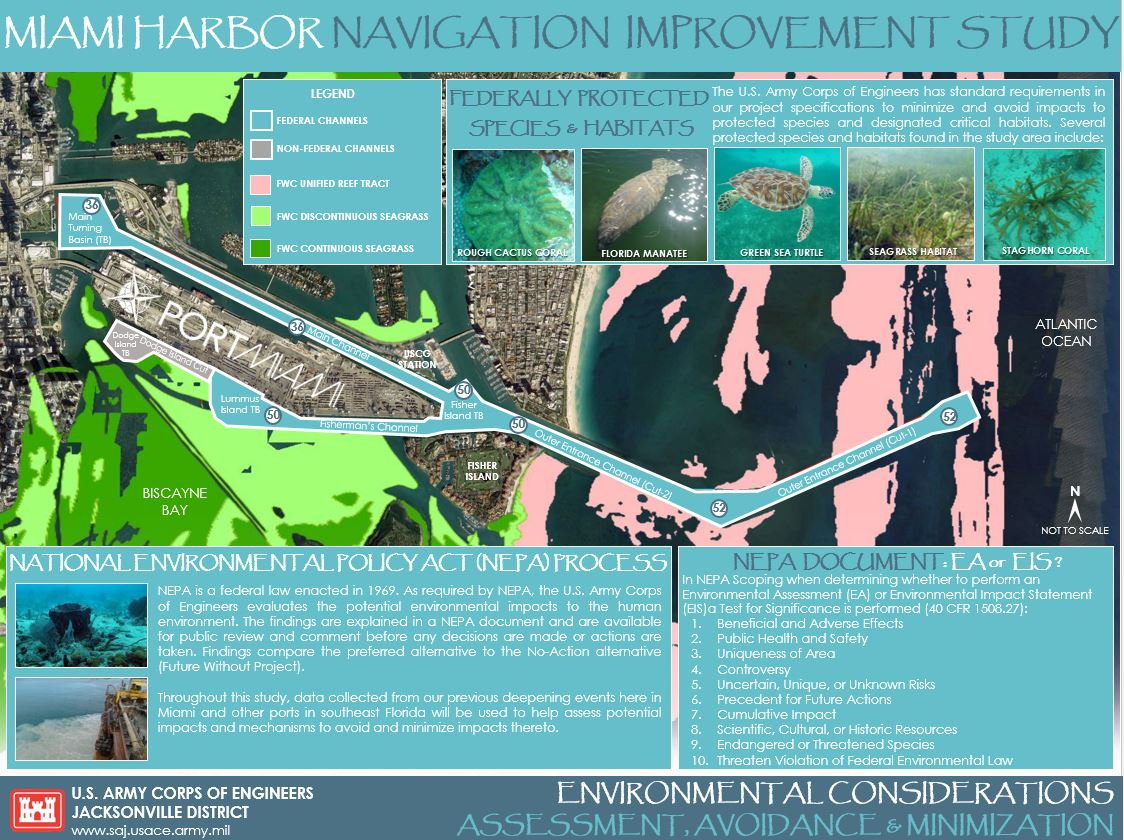Miami Harbor Environmental Considerations