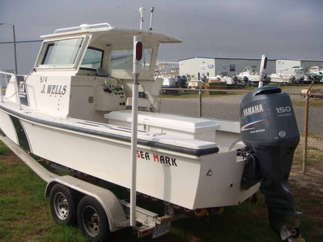 survey boat 40
