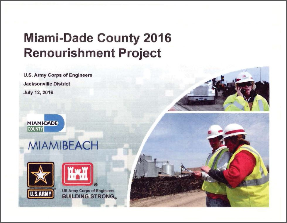 Miami Beach Hotspots Presentation Public Meeting July 12 2016