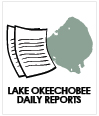 lake okeechobee daily reports