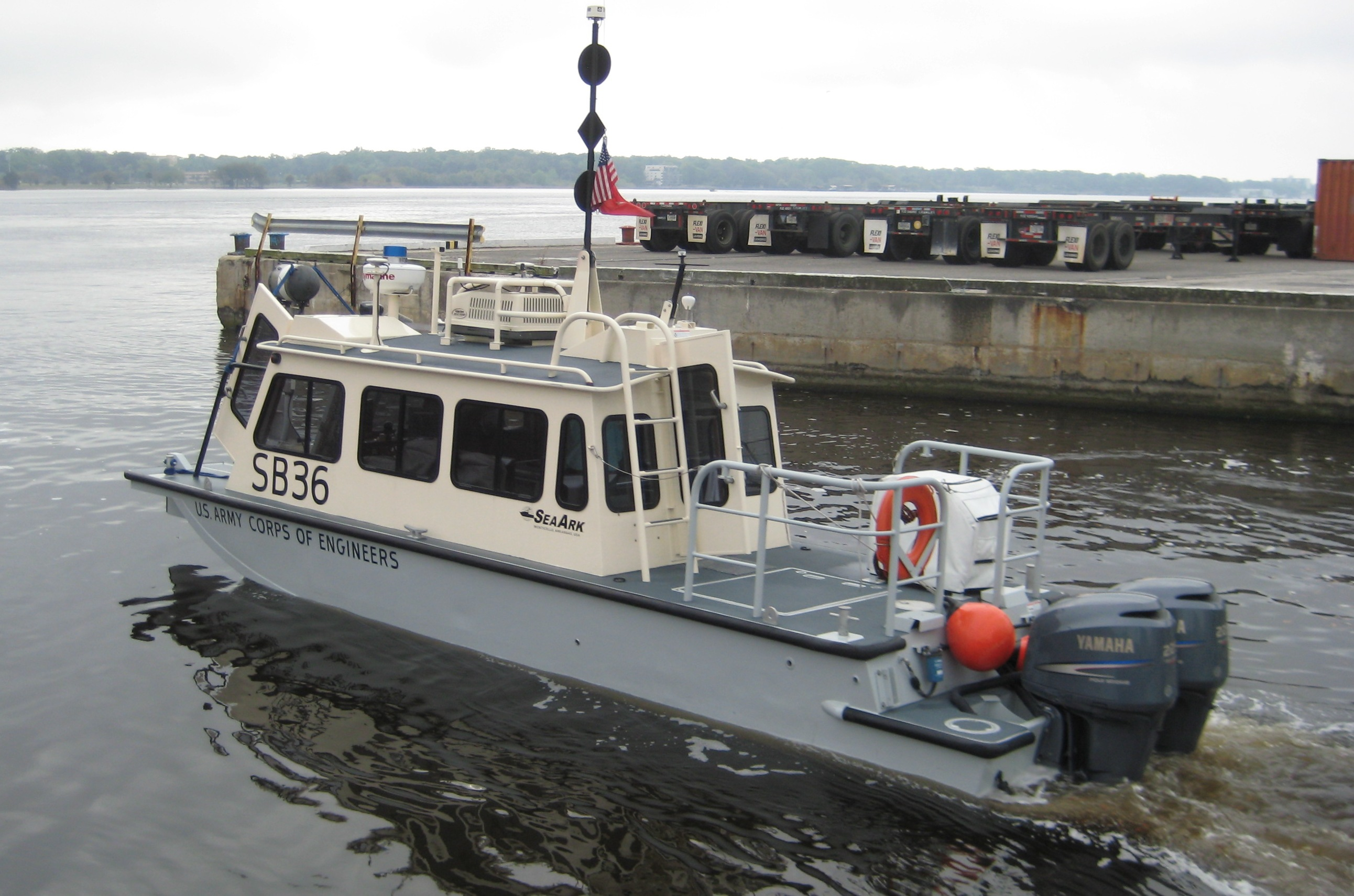 Survey Vessel SB-36